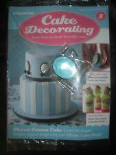 Deagostini Cake Decorating Magazine ISSUE 8 - SILICONE CAMEO MOULD QUEENS HEAD