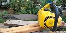 Vintage  McCulloch    Mini Mac 6   chain saw