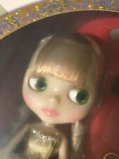 Allegra Champagne 15th Anniversary Neo Blythe doll - Brand new NRFB - UK seller