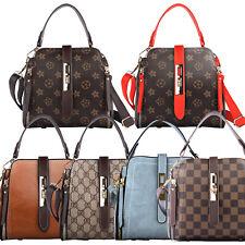 New Women Shoulder Bag Satchel Ladies Small Handbag Bucket Purse Crossbody Tote