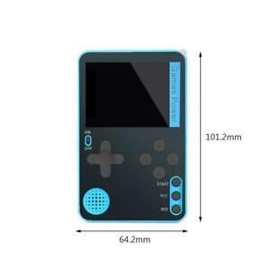 2.4 Inch Screen Gifts Handheld Retro Game Console Built-In 500 Classic Games