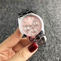 New Women's Dress Wristwatches Stainless steel F bear Fashion Watch