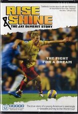 Rise and Shine: The Jay DeMerit Story (DVD, 2012) SOCCER   2010 World Cup  NEW