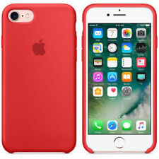 Genuine Original Hard Silicone Phone Case Cover For Apple iPhone 7 8 6s Plus UK