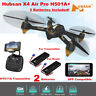 Hubsan H501A+ X4 PRO FPV Drone W/ APP Brushless 1080P Waypoint Follow Me RTH GPS
