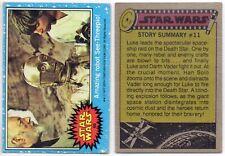 1977 Topps Star Wars #66 AMAZING ROBOT SEE-THREEPIO! Original Trading Card