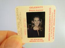 More details for original press photo slide negative - celine dion - 1997 - f