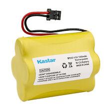 Kastar Battery For Uniden Bearcat Sportcat BP120 BP150 BP180 BP250 SC140 SC200