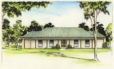 House Plans - The Hampden - Australian Colonial Style