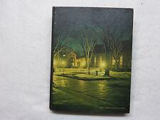 1968 BROOK HIGH SCHOOL YEARBOOK BLOOMFIELD HILLS MI