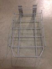 "10 Slat Wall Grey Baskets 14"" By 8.5"" Wide By 1.5"" Tall"