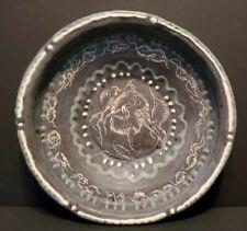 Hand Crafted Studio Art Pottery Bowl Unusual Unique