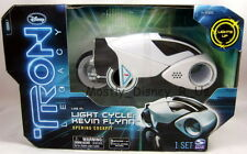 NEW Disney TRON Legacy Light Cyle Kevin Flynn Vehicle