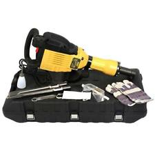 Goplus HD 3600Watt Electric Demolition Concrete Jack Hammer Breaker w/ Case New