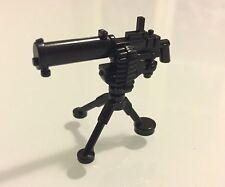 WW1 Segunda Guerra Mundial Primera Guerra Mundial Segunda Guerra Mundial ametralladora Vickers Compatible Con Minifiguras Lego (Reino Unido Stock