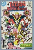 Tales of the Legion of Super-Heroes #339 1986 [Paul Levitz, Steve Lightle] DC c
