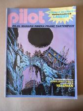 PILOT n°3 1982 rivista di comics fumetti   [G793]