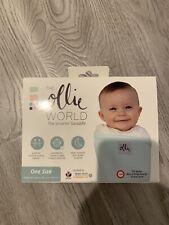 Ollie Swaddle Mint Aqua  Poly Spandex Baby