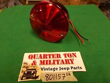Jeep Willys Coda Luce CJ2A CJ3A CJ3B Civile Stile SX Post o Drivers Lato