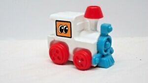 Vintage Tomy Train Engine Wind-Up Toy