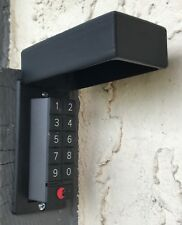 August Smart Keypad WEATHER-RESISTANT HOUSING / PROTECTIVE COVER (Black)