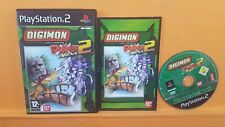 Ps2 Digimon Rumble Arena 2 DIGIMON PAL UK version