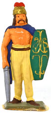 Starlux Gaul - Sword & Octagonal Shield - 60mm painted soldier - Only 1 remains!