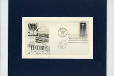 Honoring Seattle, Washington and its Space Needle & First Day Cover of its stamp