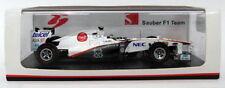 Coches de Fórmula 1 de automodelismo y aeromodelismo Spark sauber