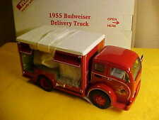 DANBURY MINT 1955 BUDWEISER DELIVERY TRUCK 1:24 SCALE NEW IN BOX