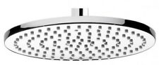 Nikles TECHNO BRASS SHOWER HEAD 200mm WELS 3 Star 8.5L/Min 1-Function CHROME