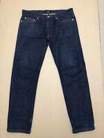 A.P.C. APC Jeans Mens ~ Size 34 ~ Great Cond Denim Pants Button Fly Style Cotton