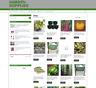 GARDEN SUPPLIES UK Website - Fully Stocked E Commerce - 1 Years Hosting