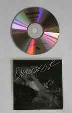 RIHANNA - DIAMONDS promo cardsleeve cdr single RARE