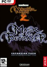 Neverwinter Nights 2: Mask Of The Betrayer Expansion Pack 1 (PC DVD)  NEW SEALED