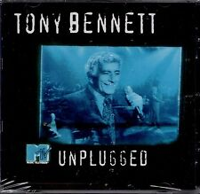 MTV Unplugged by Tony Bennett (Sealed CD, 2006)
