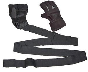 Adidas Quick Wrap Punch schwarz ADIBP012. Bandagen, Boxbandagen, Kickboxen,Boxen