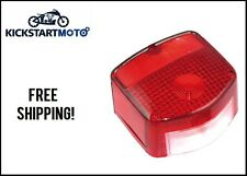 Tail Light Lens for Honda CT110 '79-98 CT 110 Postie Bike