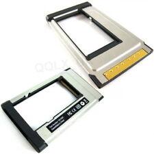 NUOVO ExpressCard EXPRESS CARD 34mm A pcmcia pc card CardBus Adattatore per Laptop