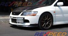 REXPEED Special Edition MR Carbon Splitter Lip Mistubishi Lancer Evo 9