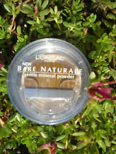 L'Oreal BARE NATURALE GENTLE MINERAL FACE POWDER, SPF 24, #408 SOFT IVORY
