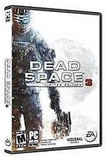 ** Dead Space 3 Limited Edition ** PC DVD GAME ** Brand new Sealed ** ENGLISH *