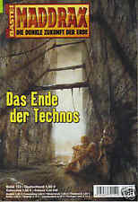 MADDRAX DIE DUNKLE ZUKUNFT DER ERDE # 153/'05
