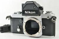 Near MINT NIKON F2 Photomic S 35mm SLR Film Camera F2 S from Japan #4301