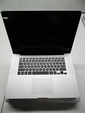 Lot of 4 Apple MacBook Pro Laptops A1286 and A1297