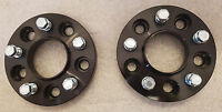 BLACK To Fit BMW 5 series E60 E61 20mm Hubcentric Wheel Spacers 5x120 1 PAIR