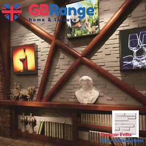 3D Wall Panel Natural Bamboo Fibre Felix Design 500x500mm Panels Featured Wall