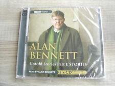2 CD audio book ALAN BENNETT Untold Stories Part 1 The Diaries BBC radio comedy