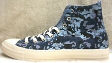 Converse 138390C CTAS Hi Blue Camo Men's 11 - Women's 13 Mfg Ret $80