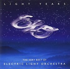 Electric Light Orchestra ELO - Light Years The Very Best of 2cd Greatest Hits